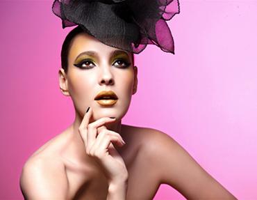 彩妆形象模特摄影