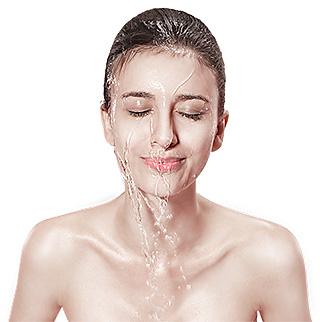 护肤品形象模特摄影